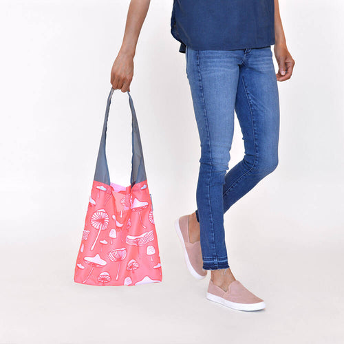 Flip & Tumble Printed 24-7 Bag - NEW! The Ultimate Reusable Shopping Bag