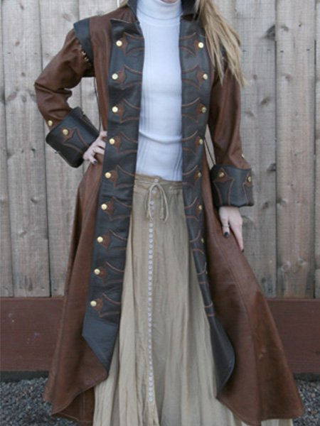 Lady Captain Long Coat