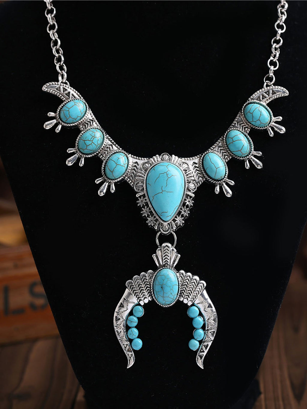 Blue Necklaces