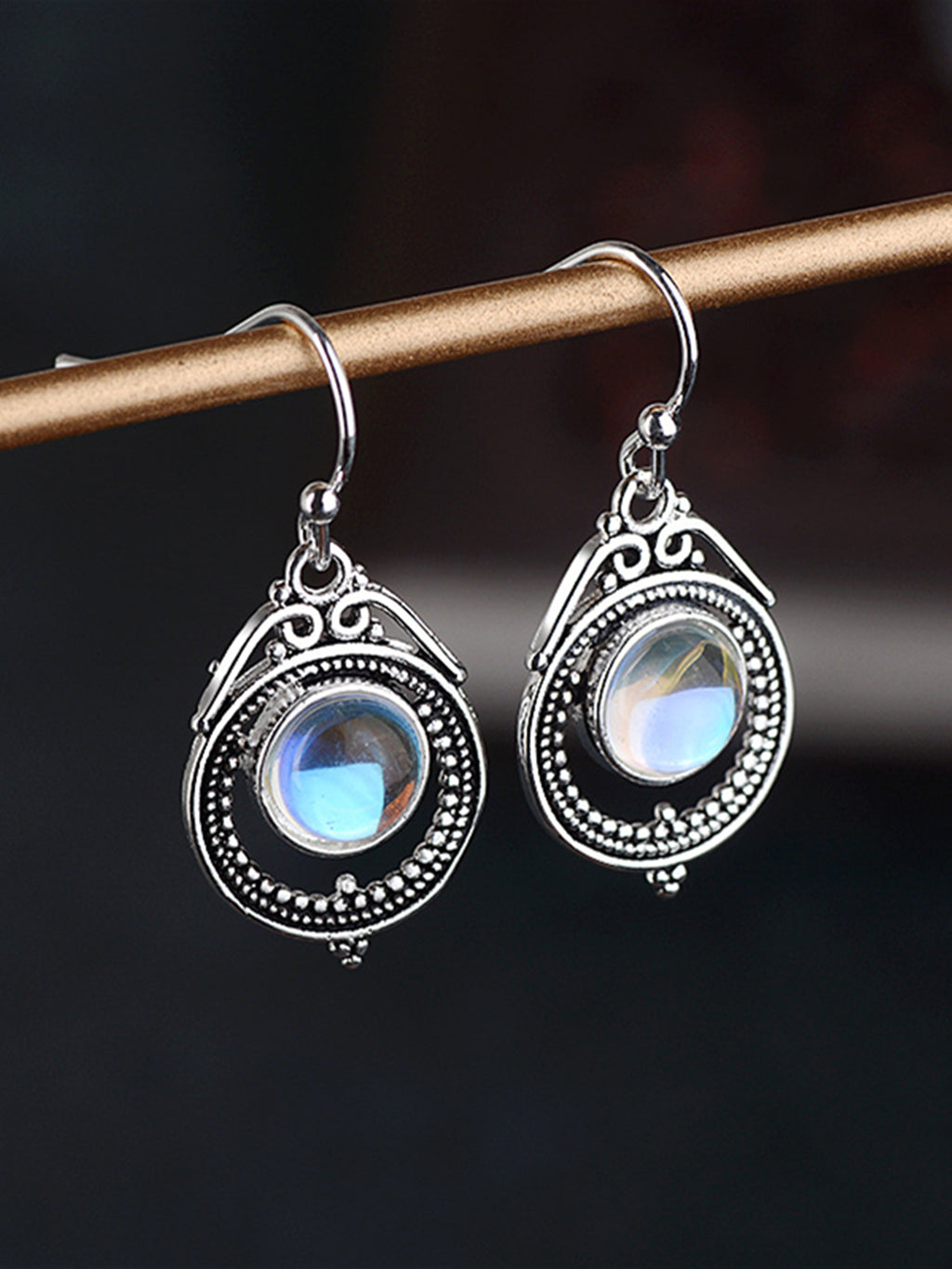 As Picture Alloy Casual Earrings Rikkishop