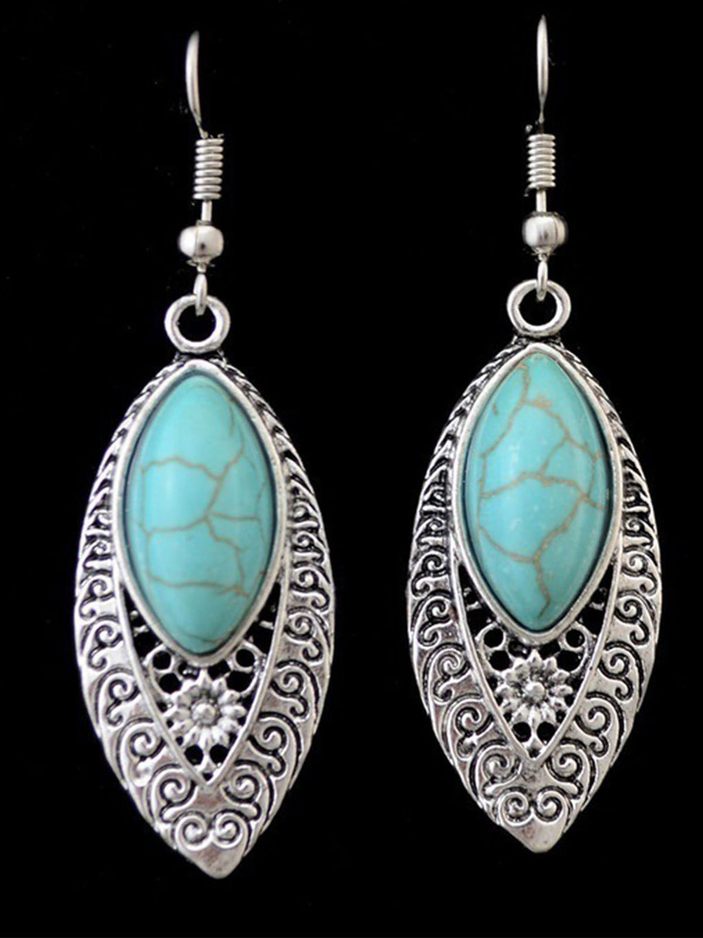 Lightblue Drop Earrings