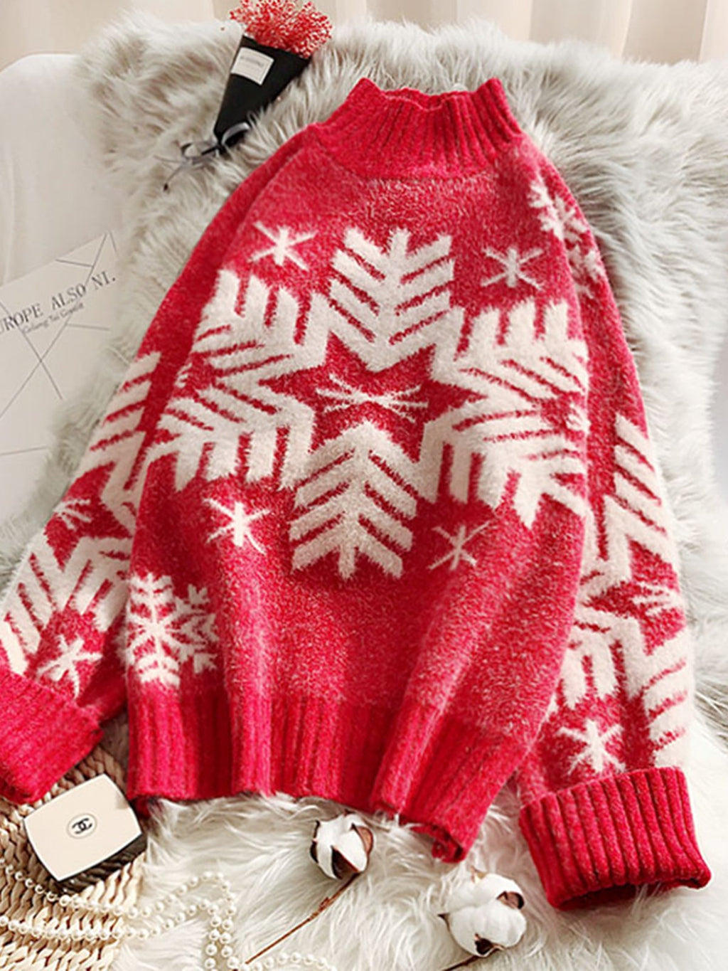 Tribal Casual Sweater