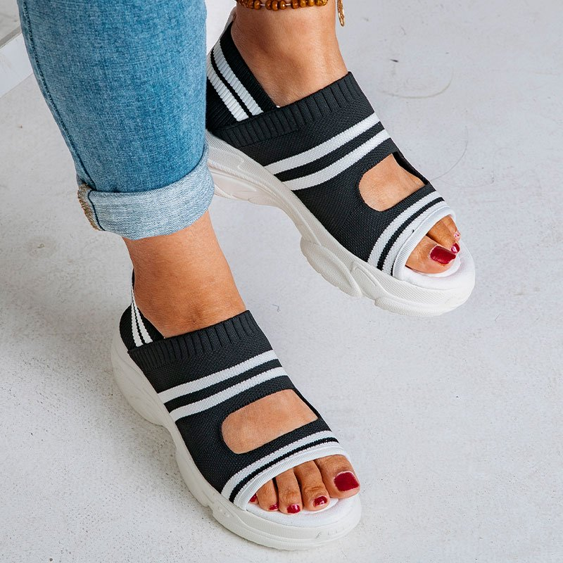 Women Breathable Comfy Sandal Shoes