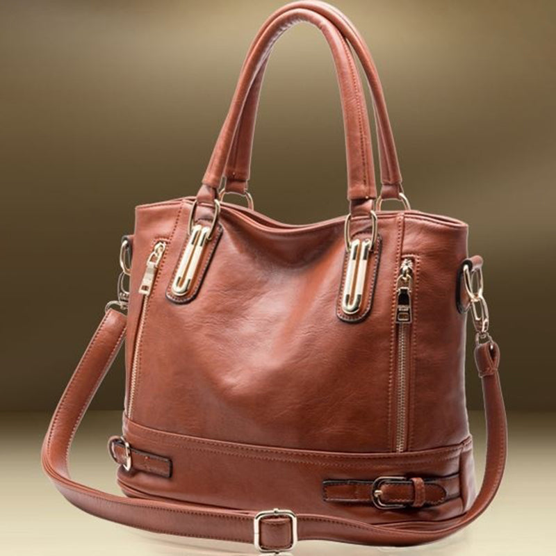 Genuine Leather Handbags Luxury Messenger Bags bolsa feminina Women's Shoulder Bags