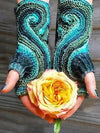 Casual Paisley Gloves Rikkishop