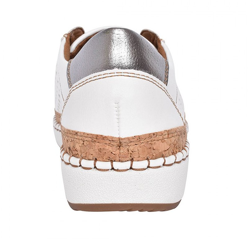 Slide Hollow-Out Round Toe Casual Women Sneakers Rikkishop