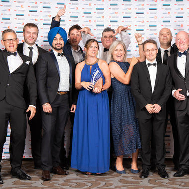 Glidepath Scoops Top Awards