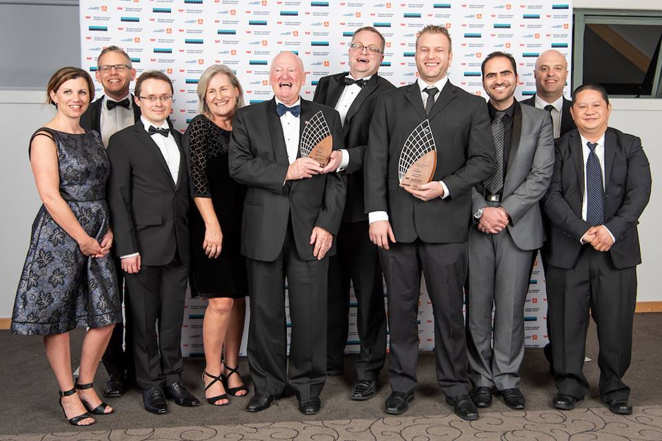 Glidepath takes Top Prizes in 2018 Business Excellence Awards