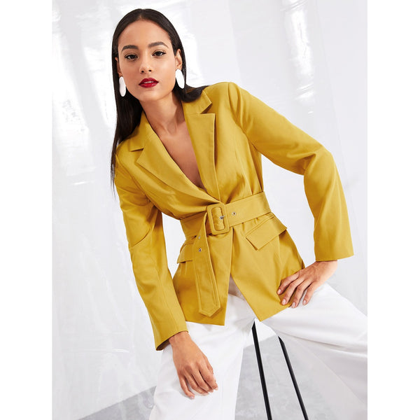 VF Gina Blazer - Vogue Forest