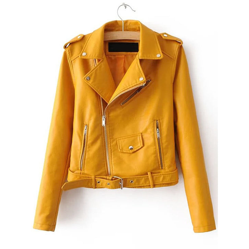 VF Teena Moto Jacket - Vogue Forest