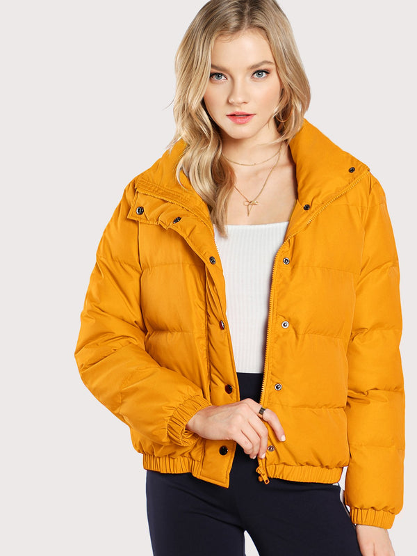 VF Tammy Puffer Coat - Vogue Forest