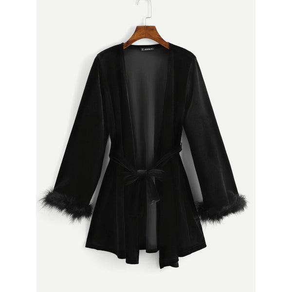 VF Monroe Coat - Vogue Forest