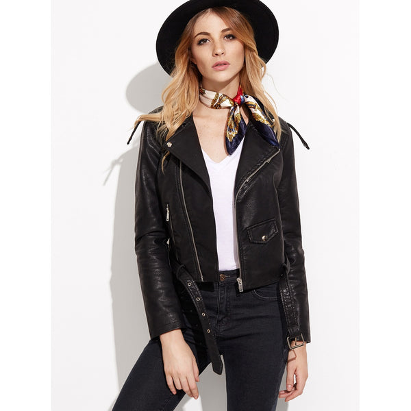 VF Teena Too Moto Jacket - Vogue Forest