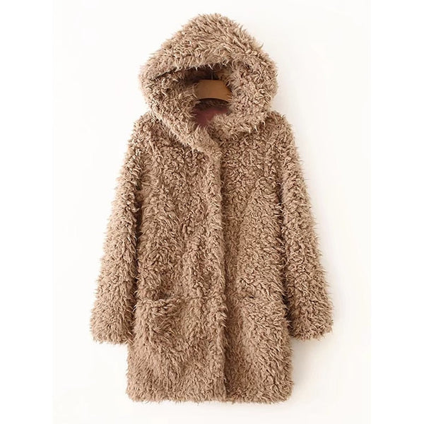 VF Furry Coat - Vogue Forest