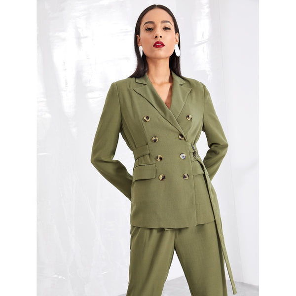 VF Peggy Blazer - Vogue Forest
