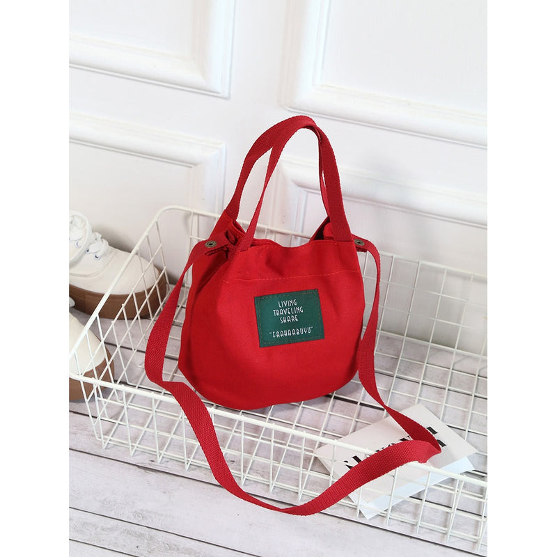 VF Canvas Handbag - Vogue Forest