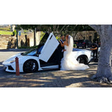 Lamborghini Aventador Coupe - I Do Wedding Cars