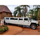 Stretch H2 Hummer Limo - I Do Wedding Cars