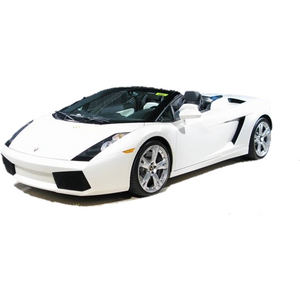 Lamborghini Gallardo Spyder or Coupe - I Do Wedding Cars