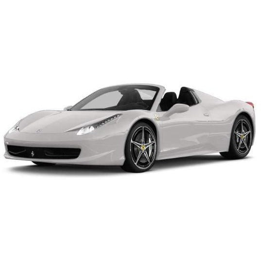 Ferrari 458 Spider or Coupe - I Do Wedding Cars