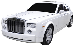Rolls Royce Phantom & Ghost Sedans - I Do Wedding Cars