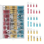 270 Piece Heat Shrink Wire Connector Kit