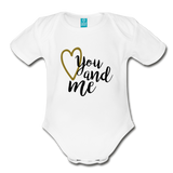 You & Me Body Suit - white