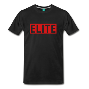 "Men's ""Elite"" T-shirt - black"
