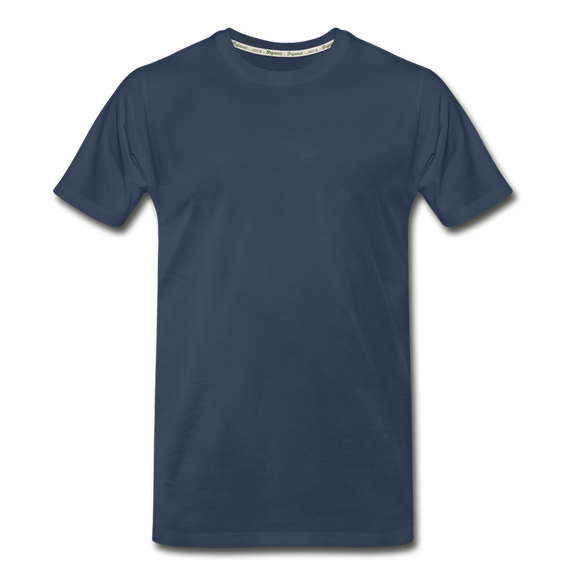 Men's  Organic T-Shirt - navy
