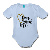 You & Me Body Suit - sky