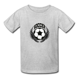 Soccer T - heather gray