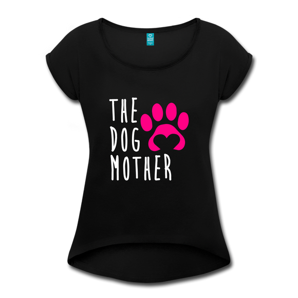 The Dog Mother T - black