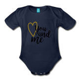 You & Me Body Suit - dark navy