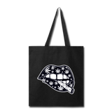 Mary Jane Tote Bag - black