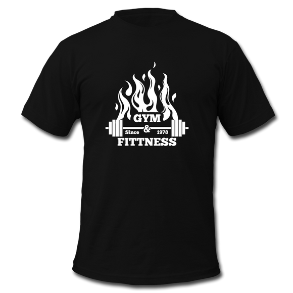 Gym Fitness - black