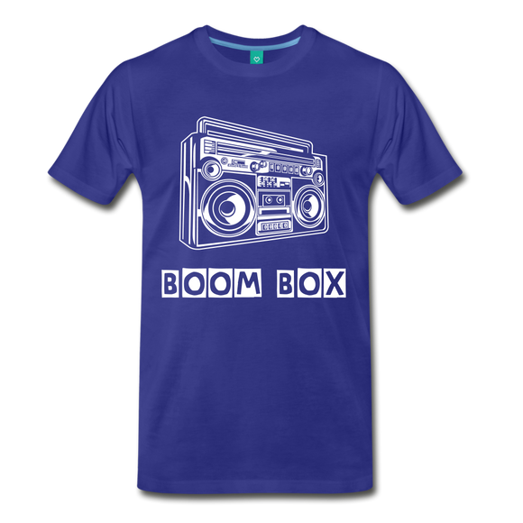 Johnny 5 B-Box T - royal blue