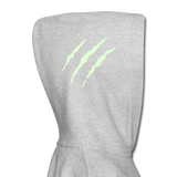 Tiger Claw Youth Hoodie - heather gray