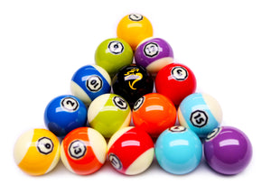 Cyclop Hyperiumn Pool Balls