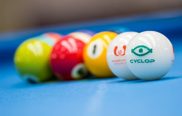 Cyclop Pool Balls