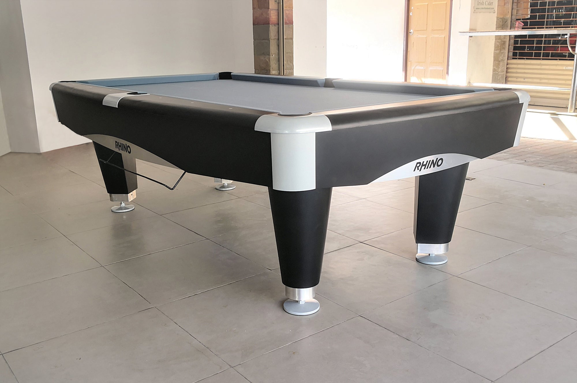 Amazing Rhino Sport Pool Tables Rhino Pool Tables Home Interior And Landscaping Sapresignezvosmurscom