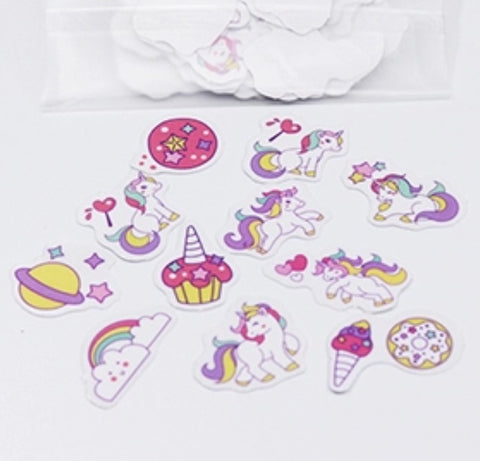 Tiny Stickers - Unicorns 50 pack