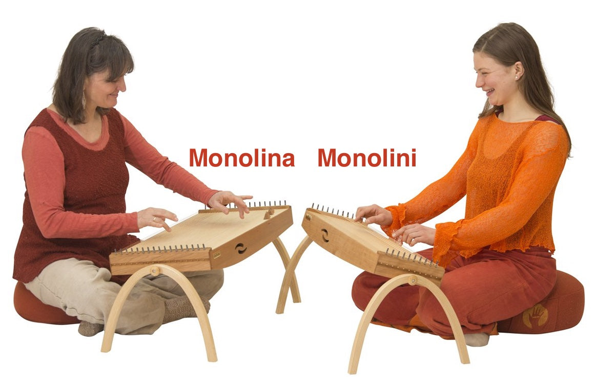 Monolina with U-Stand, Body Therapy Monochord