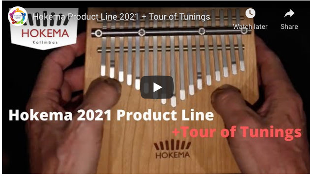 How to chose your Hokema Kalimba