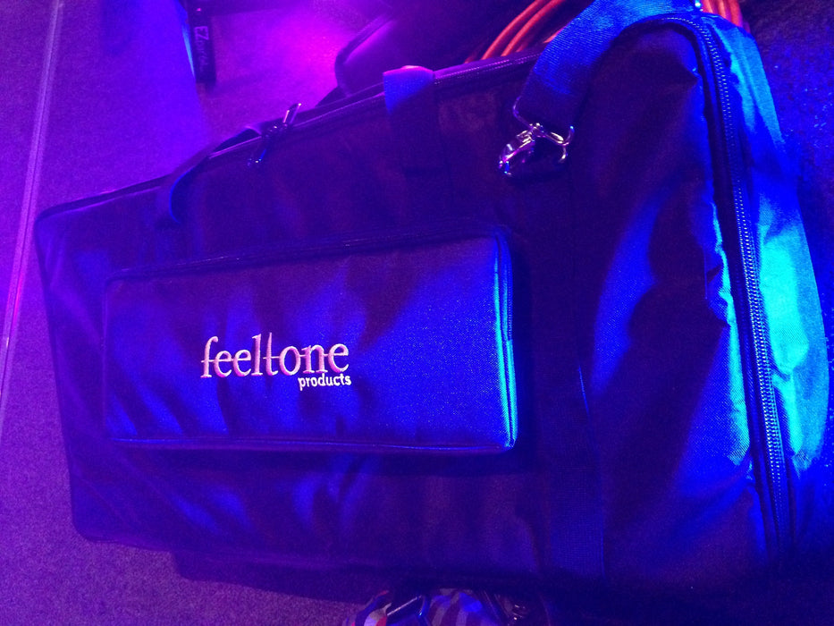 feeltone  travel bag for our Monolina Monochord | We Play Well Together