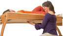 feeltone monochord table, 60 string monochord bed for therapy