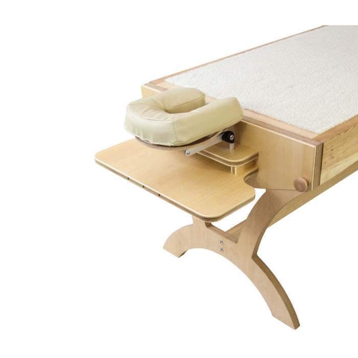 feeltonemonchord Table - therapy monochord - monochord bed and accessories for the bed | We Play Well Together