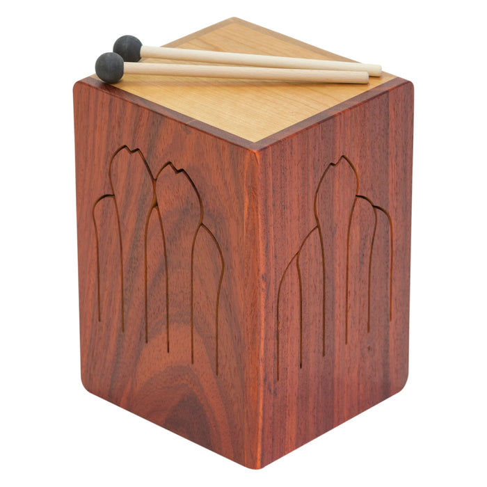 baba tong wood drum from feeltone | WePlayWellTogether