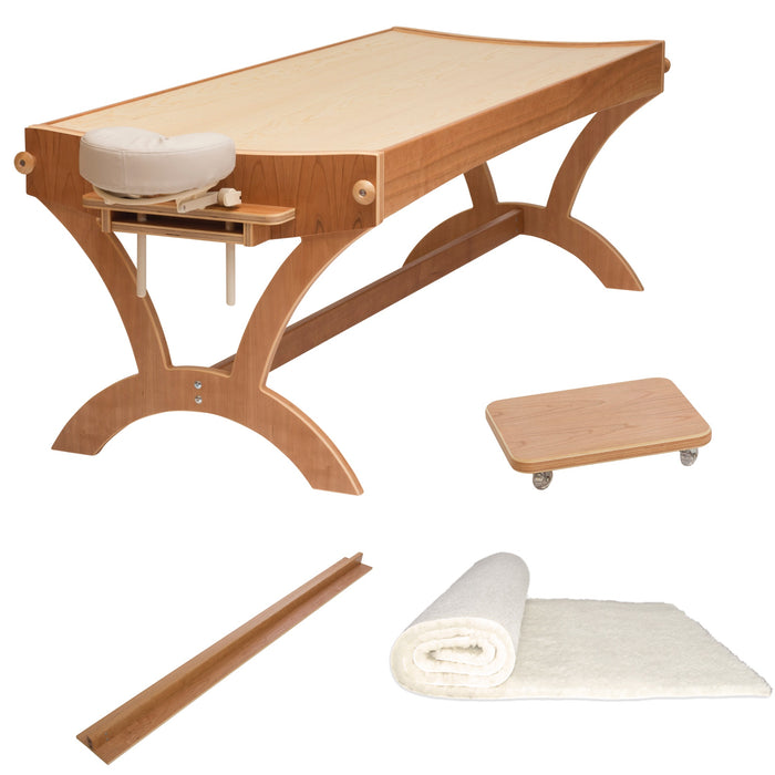 Monochord table all inclusive for Hands on Work