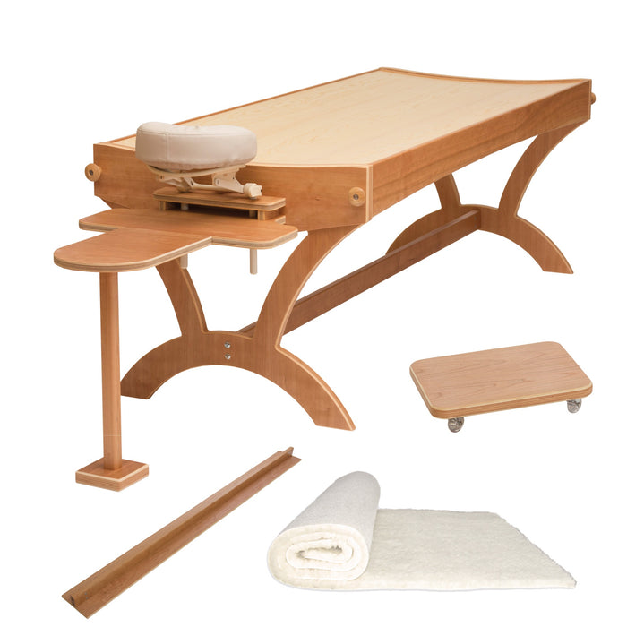 Monochord Table , all inclusive for Sound Therapy