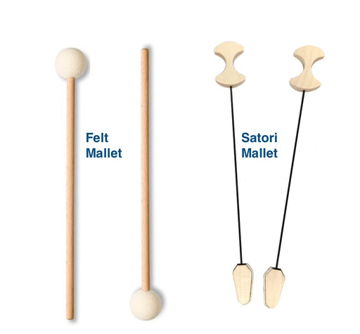 Mallets for Monochords